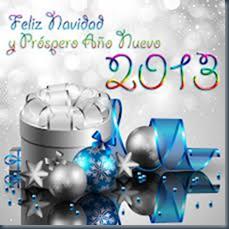 Feliz Navidad y Próspero Año Nuevo 2