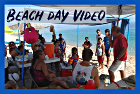 El Progreso Beach Day