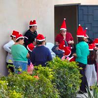 Cell group Christmas 1