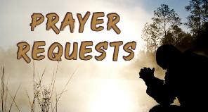 Prayer request title