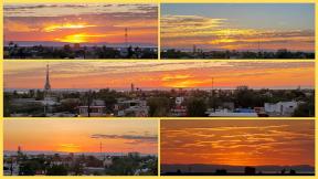 Sunsets 5 15